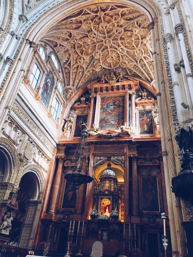 Mezquita-Catedral in Córdoba, España